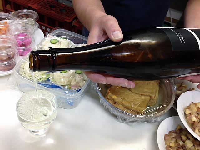兵庫の原酒店でターザン山下やら高校同期で飲み会ヽ(^o^)丿