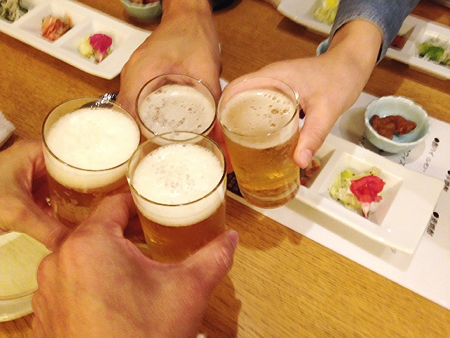 三井ガーデンホテル内 / 味菜蔵 でグルーポンの会(^^♪