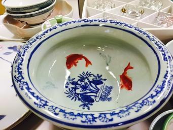 すてきな金魚鉢?