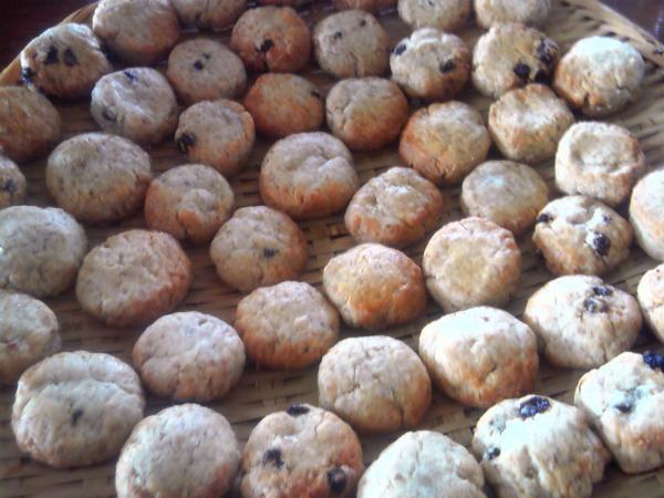 10-17 酵母クッキー