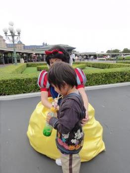 白雪姫と弟くん