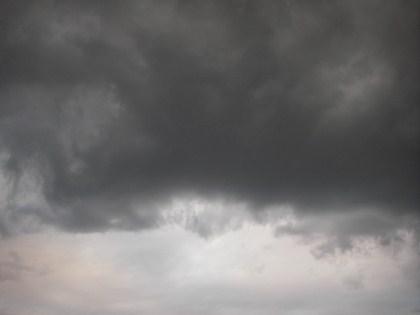 1月9日の空