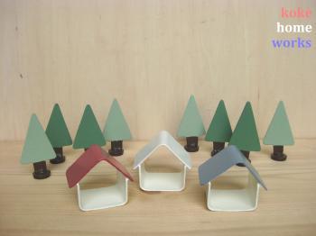 『鉄の家・鉄の木』