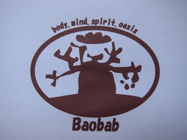 茅ヶ崎 バオバブ ロゴ
