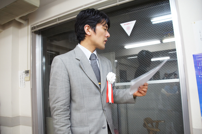 窪田六段はいつでもマイペース☆