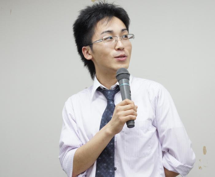 楽しい解説をしてくださった菅井先生