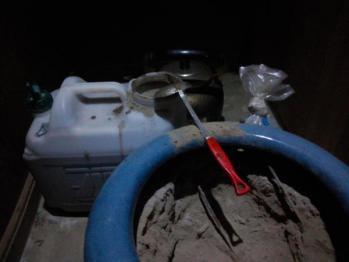 灰汁洗剤量産