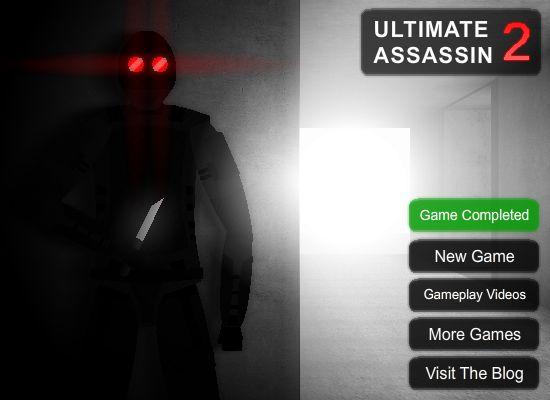 Ultimate Assassin 2 title