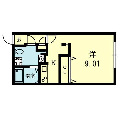 MODULOR熊本-8号(2~4階)