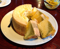 みみここ10月のケーキ