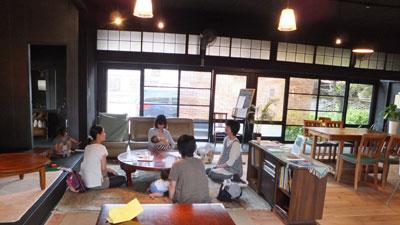 ママカフェの様子2