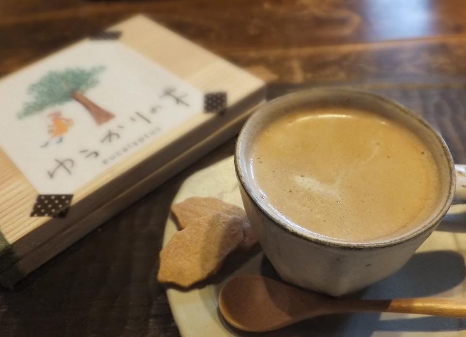 ゆうかりの木 コーヒー