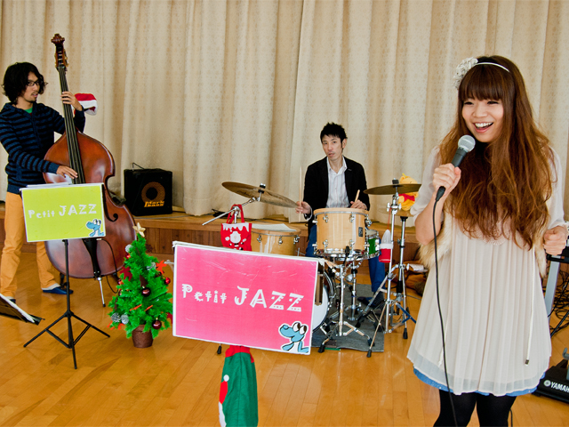 日進市北部保育園クリスマスコンサート