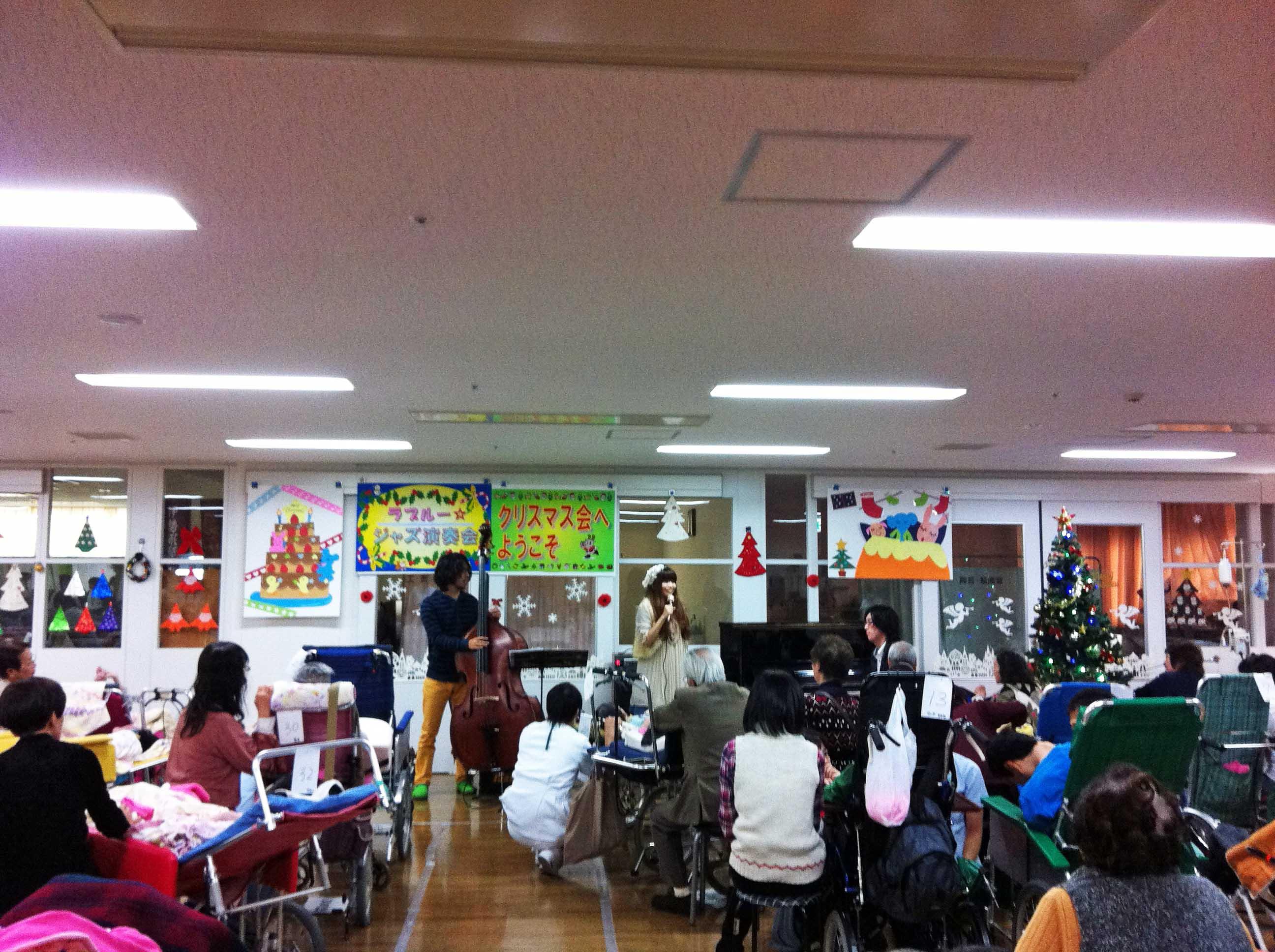 鈴鹿市鈴鹿病院クリスマスコンサート