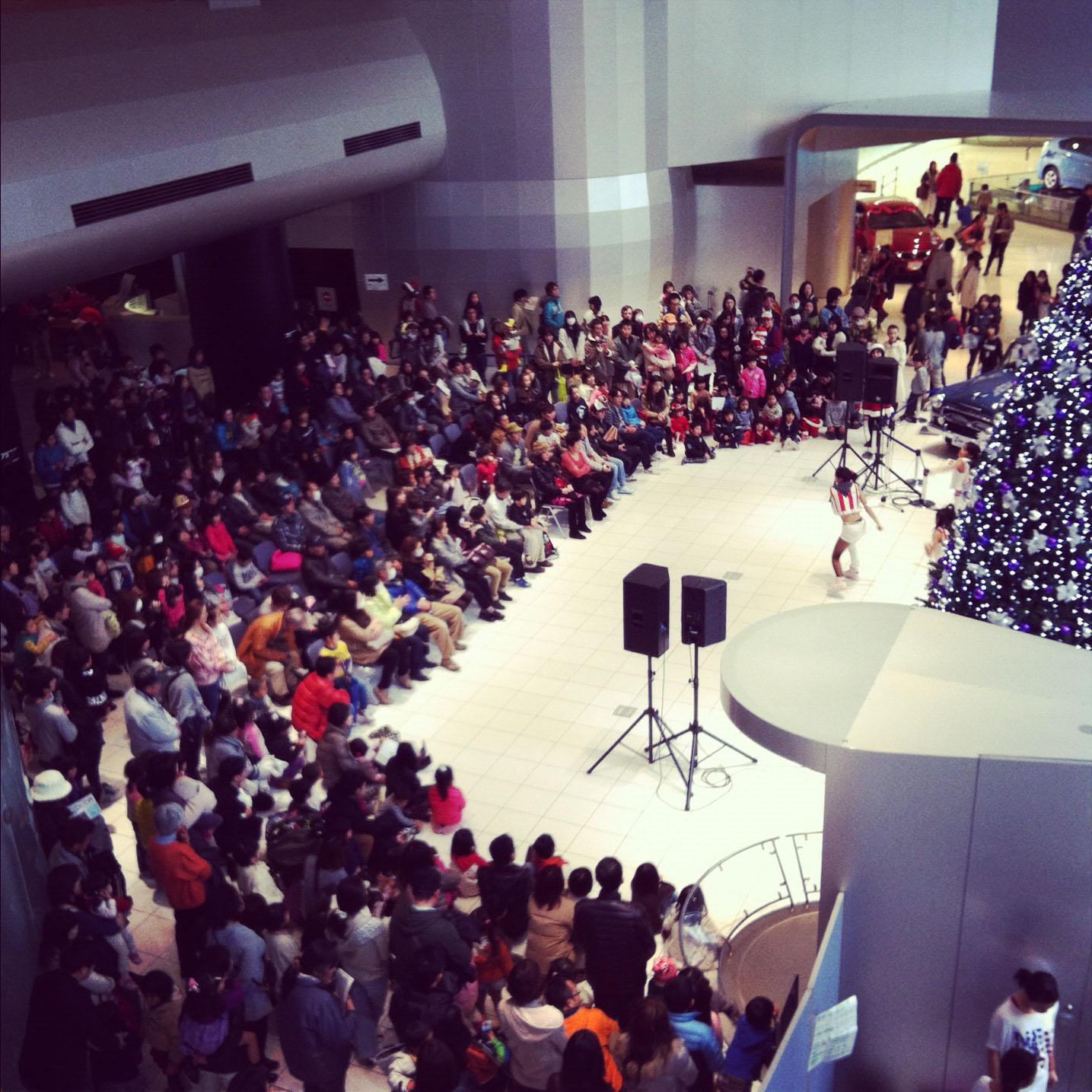トヨタ会館クリスマスジャズコンサート2