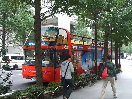 121014オープンバス