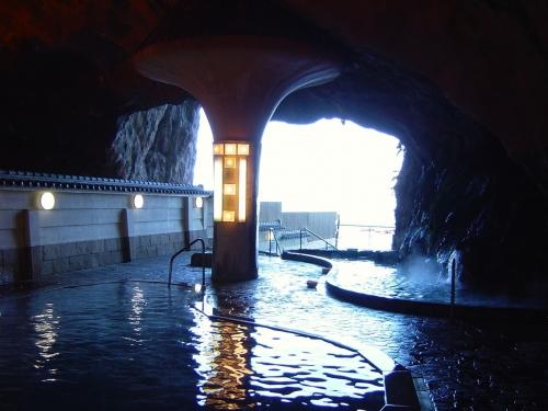 ホテル浦島忘帰洞からの眺め2
