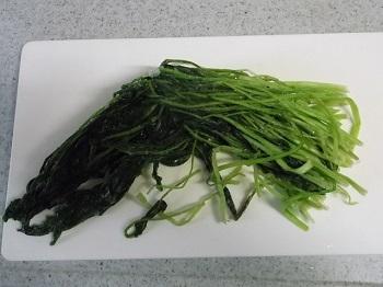 DSCF0241壬生菜の漬物