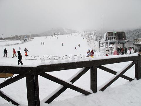 スキー場2014.12.06