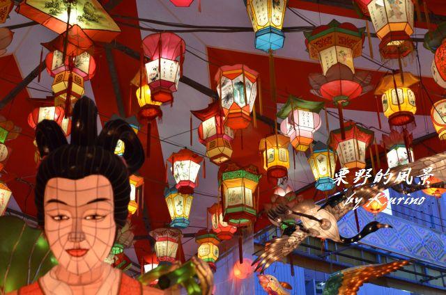 長崎ランタン祭り1