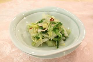 シャキシャキ白菜1(元)