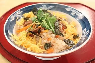穴子の煮込み寿司(元)