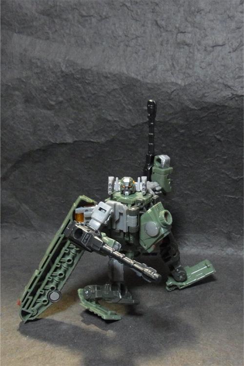 戦車型可動