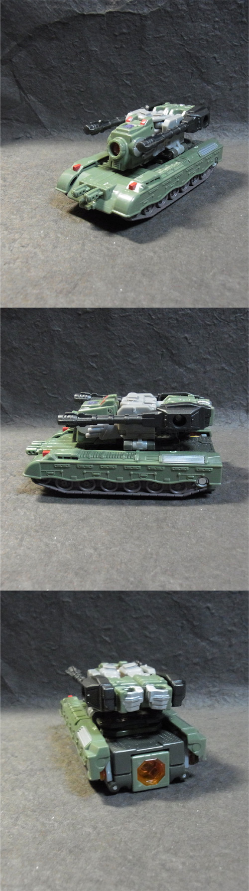 ブロウル戦車型3面