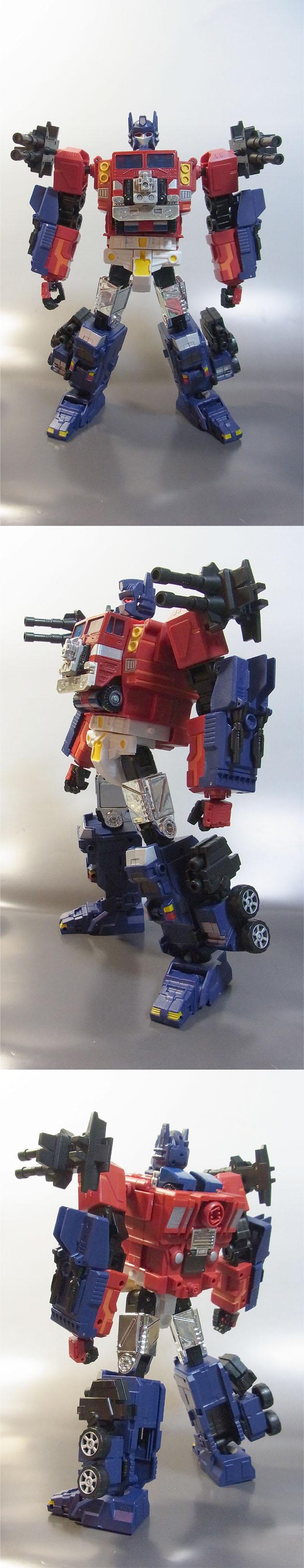 ロボットモードジンライ
