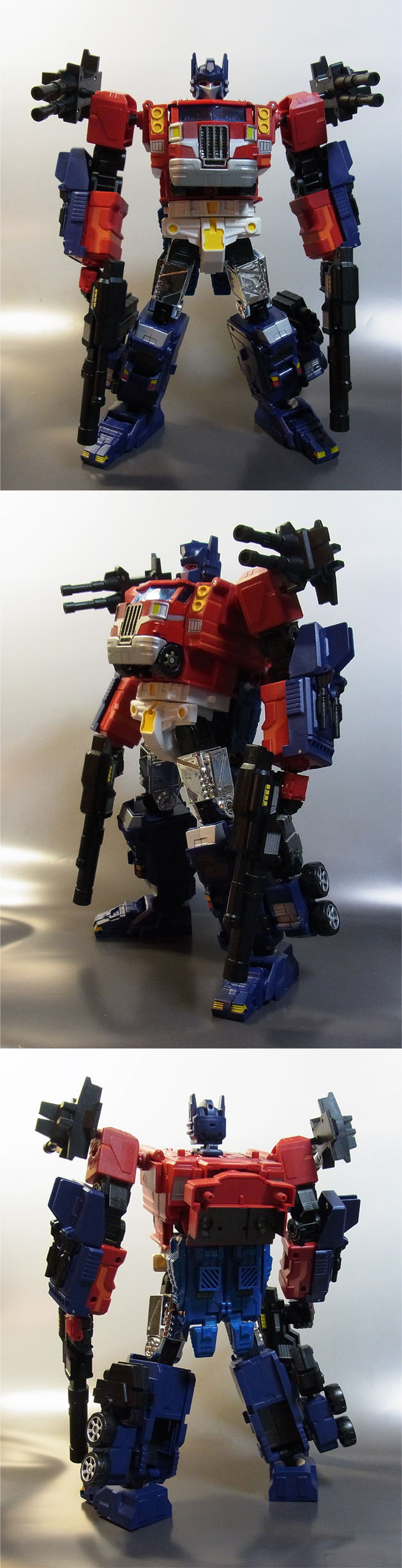 ロボットモードヘケヘケ