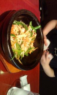 野菜チャーハン