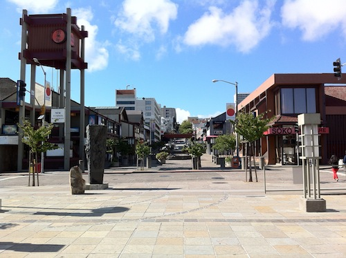 サンフランシスコ 日本街
