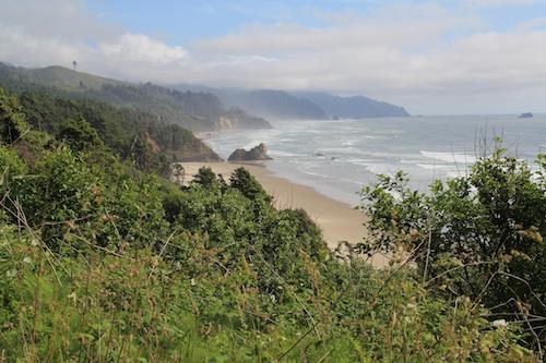 オレゴン沿岸