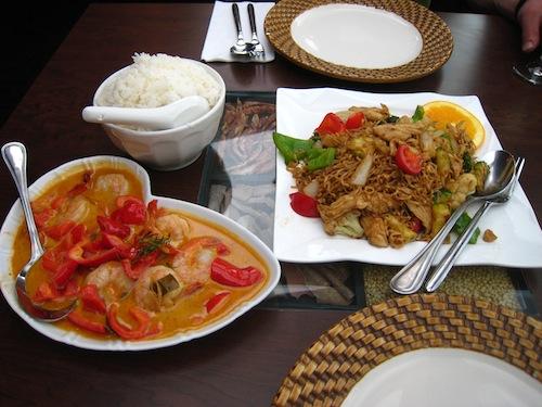ビプハレイ タイ料理