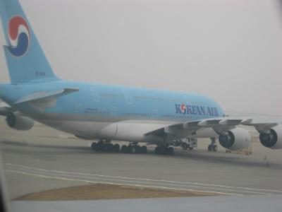 仁川空港近影
