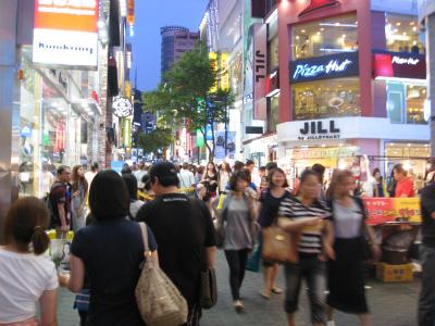 ソウル2012年7月