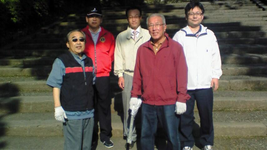 H24.5.5 高知城清掃