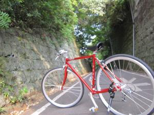 fuji赤坂の坂