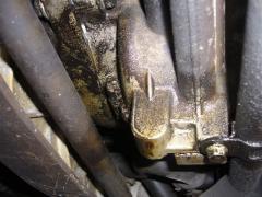 ポルシェ 996C4S オイル漏れ