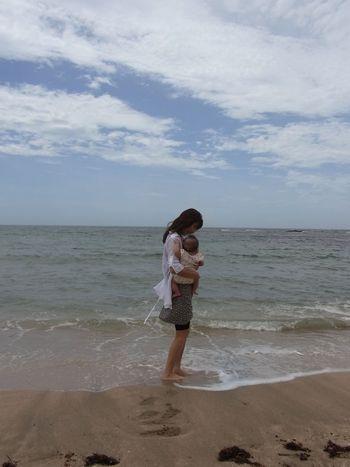 20120715 初めての海 (1)
