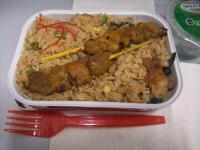 エアアジア機内食1