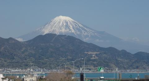 322_1駿河湾と富士山