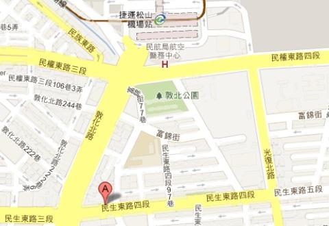 『小沈記』地図
