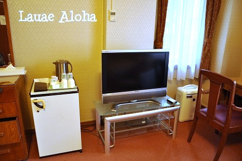 TVもあります