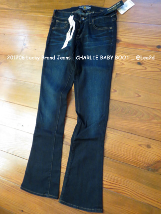 201305 Lucky Brand Jeans-CHARLIE BABY BOOT