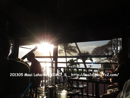 2013年5月 Maui Lahaina - Kimo's