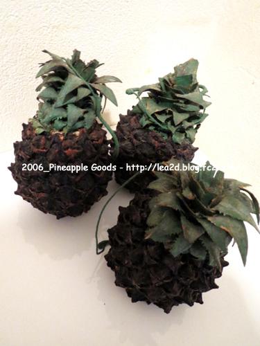 【パイナップルの香】パイナポー