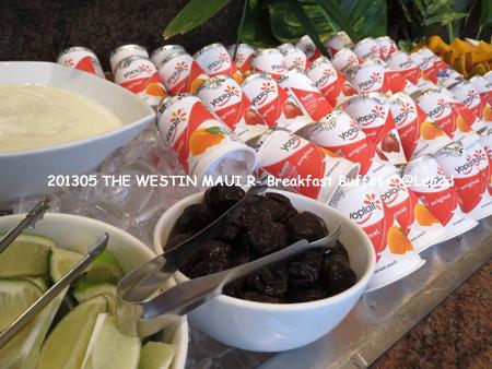 201305 The Westin Maui Resort & Spa - Breakfast Buffet