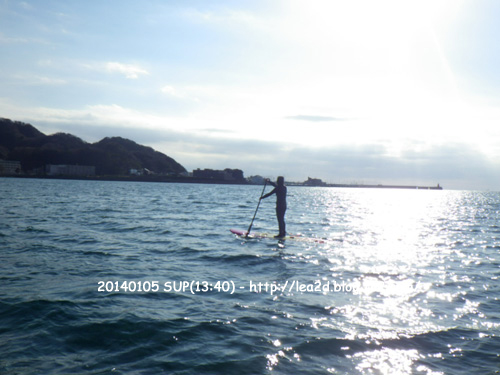 201401 SUP(Stand Up Paddle)