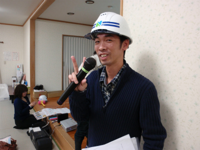 司会柳橋さん